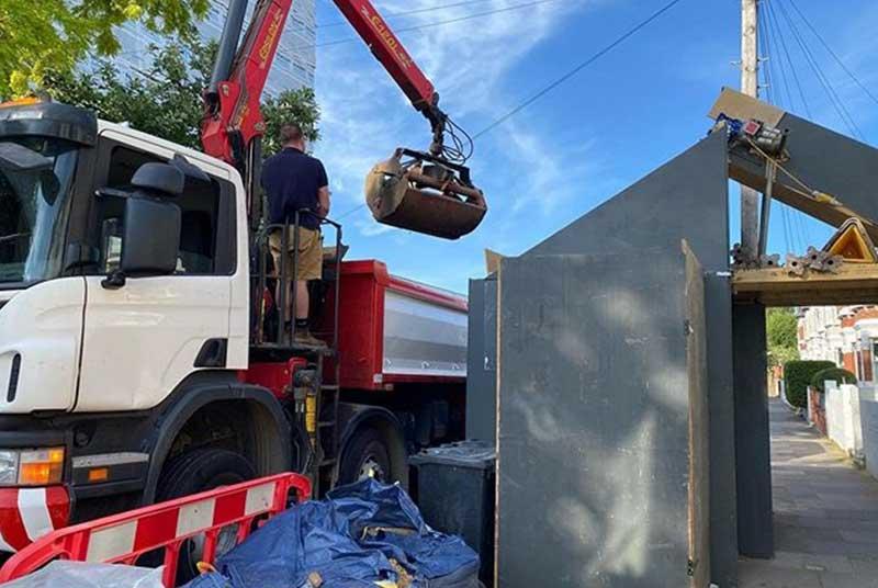 Waste removal Elmbridge