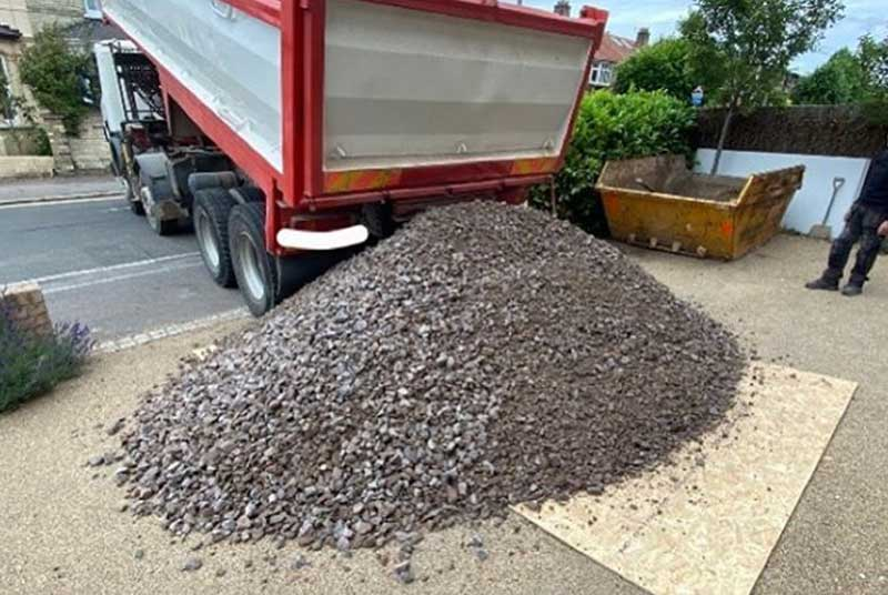 Aggregates Elmbridge